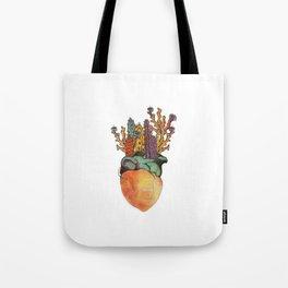 I Heart Cactus Tote Bag
