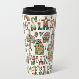 Crystal Hamlet Travel Mug
