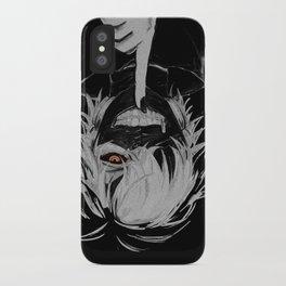 Kaneki V.6 iPhone Case