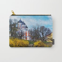 Tallinn art 4 #tallinn #city Carry-All Pouch
