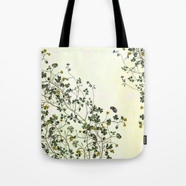 The cultivation of wild Tote Bag