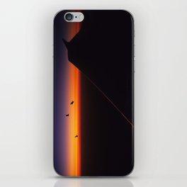 Horizon Sunset iPhone Skin