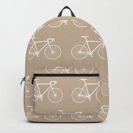 Chapeau velo - sand Backpack
