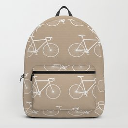 Chapeau velo - sand Backpack