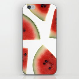 Slices of Watermelon iPhone Skin