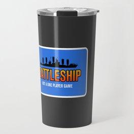 1 Player Battleship Travel Mug