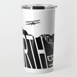 North by Northwest Travel Mug