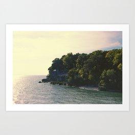 Island Art Print