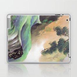 Spring of Mountain Yamamoto Shunkyo Laptop & iPad Skin