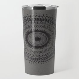 Tiny Detail Mandala Travel Mug