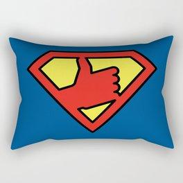 Like Man Rectangular Pillow