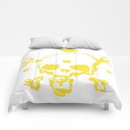 XXX Skull Comforters