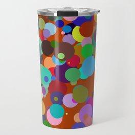 Circles #4 - 03092017 Travel Mug