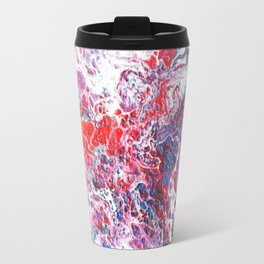 Celebration! Pour painting, Valentine's gift Travel Mug
