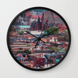 Music Hall in OTR Wall Clock
