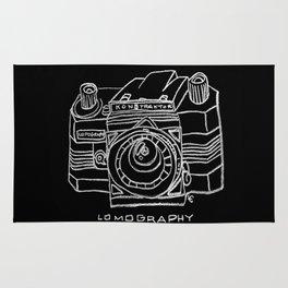 konstruktor camera Rug