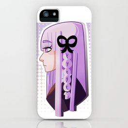 Kyoko Kirigiri. iPhone Case