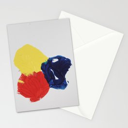 Primary Color Trio Stationery Cards