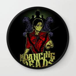 THE DANCING DEADS! Wall Clock
