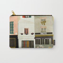 paris europe france travel Carry-All Pouch