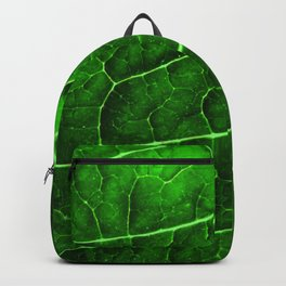 LEAF STRUCTURE GREENERY no2 Backpack