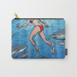 Below The Surface! Carry-All Pouch