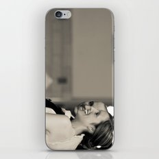Mr & Mrs Greges iPhone & iPod Skin