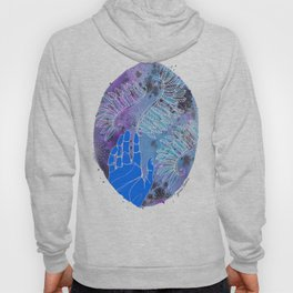 The whole world stands on kindness Hoody