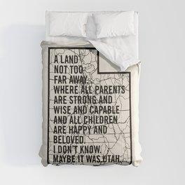 Raising Arizona - Maybe It Was Utah Comforters