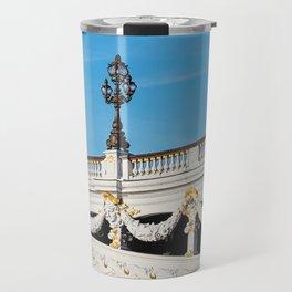 Pont Alexandre IIi - Paris, France Travel Mug