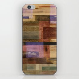Stains over time iPhone Skin