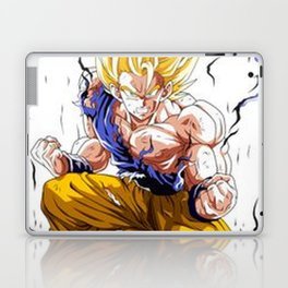 Goku Laptop & iPad Skin