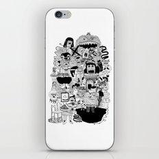 KIDS DOOM iPhone & iPod Skin