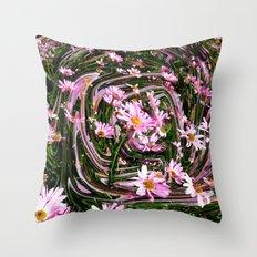 Sunspot Throw Pillow