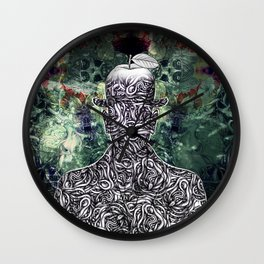Second Son of Man Wall Clock