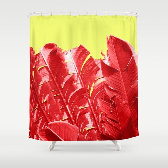 Light My Fire Shower Curtain