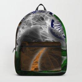 Biohazard India, Biohazard from India, India Quarantine Backpack