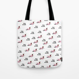 The Sweet Dude Tote Bag