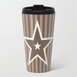 The Greatest Star! Coffee and Cream Travel Mug