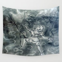 puppeteer Wall Tapestry