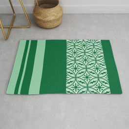 It adds a little only in Japan flavor.Vol.1 Rug