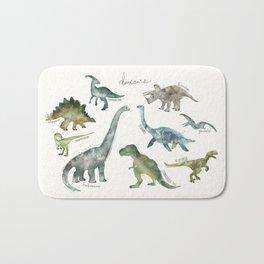 Dinosaurs Bath Mat