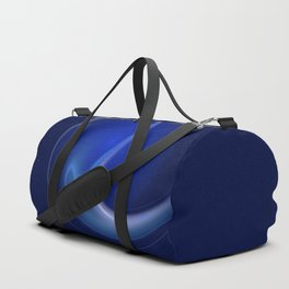 Blue Wave Duffle Bag