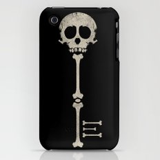 Skeleton Key iPhone (3g, 3gs) Slim Case