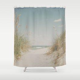 Ocean Isle Shower Curtain