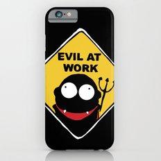 Evil at Work iPhone 6s Slim Case