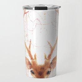 Fairy Deer Travel Mug