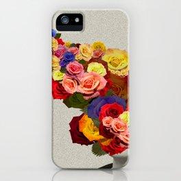 Flowerhead iPhone Case
