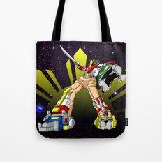 Voltron x Bonifacio Tote Bag