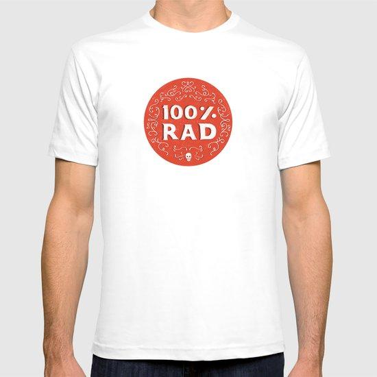 100% Rad T-shirt